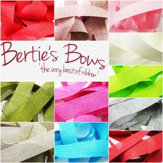 Bertie s Bows 25 & 38mm Cut Edge Faux Burlap Ribbon - Choose Length - 3 FOR 2