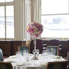 Image detail for -Candelabra Arrangement | Wedding Table Centres | Wedding Flowers
