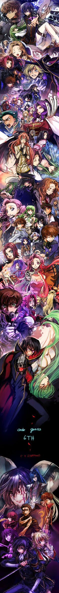 Code Geass | Akito the Exiled