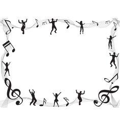 Image result for music border