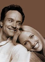 Josh & Donna. I miss West Wing . . .
