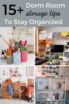 All of the storage and organization products that you need for your college dorm room! Here, you'll find ideas for your closet, desk, and under bed. These hacks are the best space saving storage options! Tips on things like shelves, ways to store your clothes, and just how to organize you college dorm room in a minimalist way. Click to see all 15! #college #dormroom #storage #organization College Dorm Closet, College Dorm Storage, Dorm Room Closet, College Dorm Essentials, Dorm Room Storage, Closet Desk, College Roommate, College Life, Dorm Tips