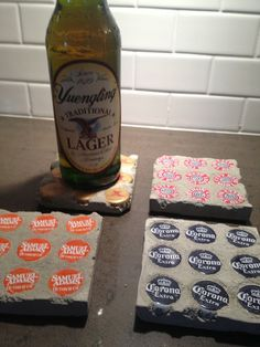 Building Simple.: Bottle Cap Coasters-Sara do we need to make for the new house