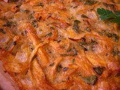 פשטידת בצל ובטטה - פרווה - CooknBake - תפוז בלוגים