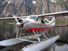 can't beat a piston engined, de Havilland Beaver floatplane...