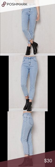 Pacsun Mom jeans steve blue mom jeans from pacsun PacSun Pants