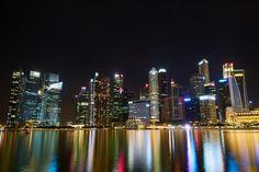 🌈 Get this free picture Illuminated City at Night    🆕 https://avopix.com/photo/60665-illuminated-city-at-night    #city #manhattan #cityscape #skyline #urban #avopix #free #photos #public #domain
