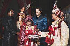 indian wedding ceremony bride groom http://maharaniweddings.com/gallery/photo/9201