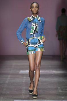 Kiki Clothing (Ghana) - Africa Fashion Week 2011 Photo Credit: Simon Deiner/SDR Photo