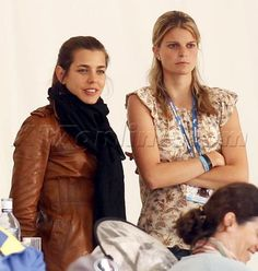 Carlota Casiraghi global champions tour valencia spain Athina Onasis
