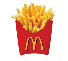 Mcdonalds French Fries.......omg!!  I'm NO Big French Fry Eater, But SOMETIMES, I Just Have To Drive Thu Mickey D's and Order A Large Fry...Then Dip Them In Ketchup...YUM...Heaven On Earth...NOBODY Does Fries Like McDonalds!!  NOBODY!!