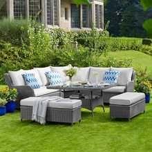 Shenstone Casual Dining Garden Furniture Set