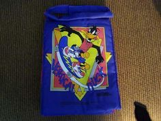 Insulated Looney Tunes Vertical Daffy Duck Lunch Bag By Thermos - Auction starts at $8.99