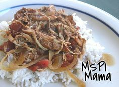 MSPI Mama: Balsamic Chicken  *add bell peppers
