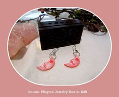 New Goodies Just In...Loving Salmon Mot...  http://mystical-moons-at-the-auctions.myshopify.com/products/loving-pink-mother-of-pearl-half-moon-earrings?utm_campaign=social_autopilot&utm_source=pin&utm_medium=pin Come Discover Your Mystical Side