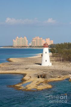 ✯ Nassau, Bahamas (that's Atlantis in the background!) I've swam in these waters, I still can't believe it! :D :D :D :D :D