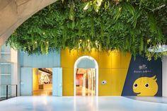 Children Education Center by Taipei Base Design Center, Pudong / Shanghai – China Kindergarten Interior, Kindergarten Design, Education Center, Kids Education, Shop Front Design, Store Design, Restaurant Mexicano, Kids Play Centre, Visual Merchandising