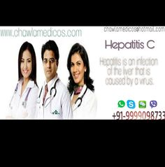 Searching for Hepatitis C medicine online from India at affordable prices? Call and buy medicines from Chawla medicos, one of the renowned Hepatitis C medicine exporters in India.