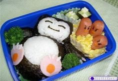 Pokemon food art! Hahaha