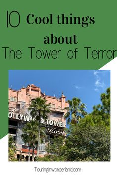 These are 10 really cool things about the Tower of Terror. This ride in Hollywood Studios is one of the best themed rides at Walt Disney World. This make this attraction a must do on any Disney World trip. Disney On A Budget, Disney Vacation Planning, Disney World Vacation, Disney World Resorts, Disney Vacations, Walt Disney World Rides, Disney World Attractions, Tower Of Terror, Orlando Resorts