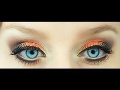 Maquiagem simples e rápida para eventos durante o dia por Priscila Simões - YouTube