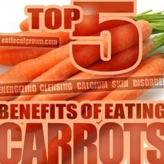 Forget about Vitamin A pills. Carrots provide Vitamin A and many other powerful health benefits including beautiful skin, cancer prevention, and anti- aging. Read how to get maximum benefits from this amazing vegetable...