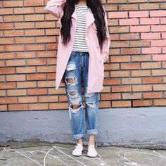 machine jeans | ripped jeans whitbychance fashion blogger