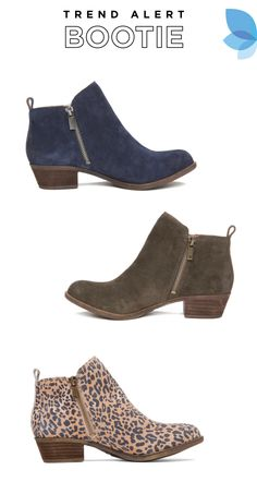 Pick a color, every color. The Lucky basel bootie is perfect for your weekend go-to sweater & leggings, or your trendy dress that you wear to the office. It's a must-have for your shoe wardrobe.Shop these and other booties at belk.com
