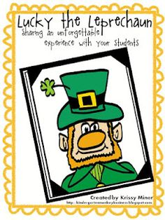 An Unforgettable St. Patrick's Day Activity FREEBIE for All Ages!
