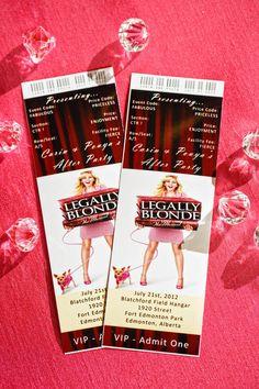 A Broadway Musical Wedding: Carin & Pouya