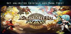 SUMMONERS WAR SKY ARENA HACK AND CHEATS 2014 #summonerswarfreecrystal #summonerswarhack