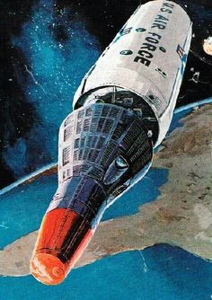 Space Projects, Space Crafts, Project Gemini, Historical Concepts, Nasa Space Program, Old Planes, Space Station, Space Shuttle, Space Travel