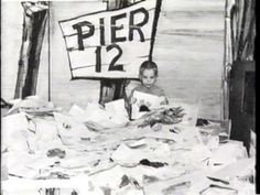 Popeye's Pier 12 before it became the Ramblin Rod Show