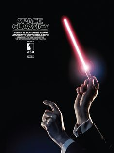 Space Classics, Sci-Fi Film Themed Adelaide Symphony Orchestra Ads < Star wars!