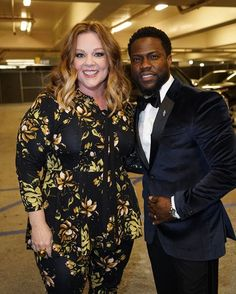 Kevin Hart I cant wait for this pairing to happen.we are in the kitchen cooking people Big And Beautiful, Beautiful People, Betty White, Kevin Hart, Melissa Mccarthy, Celebrity Outfits, Celebs, Celebrities, Plus Size Outfits
