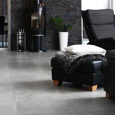 Konradssons Nr 21 grå rect cm ca Bathroom Inspo, Ottoman, Design Inspiration, House Design, Couch, Flooring, Pure Products, Living Room, Chair
