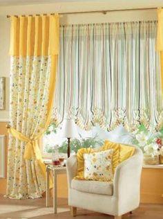 #1. Usar una decoración incorrecta para tus ventanas. Visita kamaleone.com para las mejores ideas de decoración con cortinas y persianas!