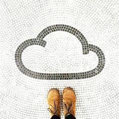 Dream on @tiletuesday  Happy #weekend! Hope you feel like your walking on the #clouds! / #tiletuesday #ihavethisthingwithfloors #tiles #tile #tiled #mosaic #mosaics #floors #flooring #floor #weekendvibes #amazingfloorsandwanderingfeet #selfeet #interior #interiors #interiordesign #interiordesigner #idcdesigners #interiorinspiration #instadecor #tiler #tilework #tilelove #tileaddiction #instafloor #headintheclouds by feetmeetfloors