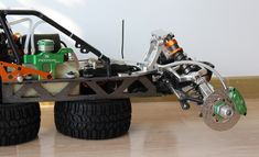 RC large scale products and parts Monster Trucks, Racing, Running, Auto Racing