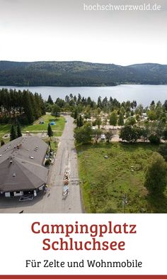 With its direct location on the largest lake in the region, the Schluchsee campsite offers around 300 pitches and a spacious tent meadow. Anglers, hikers and winter sports enthusiasts will get their m Camping Ideas, Camping Essentials, Camping And Hiking, Camping Survival, Family Camping, Camping Hacks, Tent Camping, Campsite, Camping Site