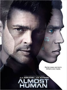 AnimeSérieS: Almost Human