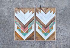 WOODABU STUDIO - Reclaimed Wood Wall Art - Culture Zero
