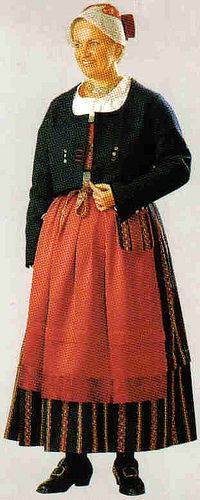 National costumes RR, from Krookus Folk Costume, Costumes, 7 Continents, Folk Fashion, Traditional Dresses, Folklore, Finland, Evolution, Ethnic