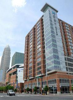 HYATT House Charlotte Center City; $129, 2 Blocks From Epicenter, 6 Blocks  From