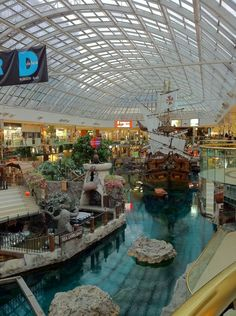 Bungee Jumping, water park and shopping! 4-H exchange