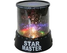 Star Master Projector Lamp Night Light