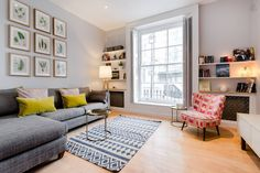 Elegant 1 bedroom Apartment in Sloane Square! Fitting up to four guests.