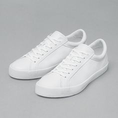 Shop this season's women's collection of the most-wanted THE KOOPLES on sale. Whether you're looking for fashion clothes or accessories, there's a THE KOOPLES style to suit you. How To Clean White Sneakers, White Casual Sneakers, Best White Sneakers, Leather Sneakers, Leather Trainers, Shoes Sneakers, White Tennis Shoes, White Shoes, White Trainers Men