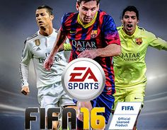 "Check out new work on my @Behance portfolio: ""FIFA 16 GAME CASE DESIGN"" http://on.be.net/1FJVF6L"