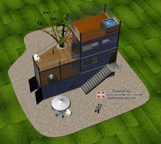 Posted on Mar 12, 2012 in Featured , Shipping Container Homes